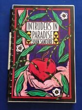 INTRUDERS IN PARADISE - UNCORRECTED PROOF BY JOHN SANFORD