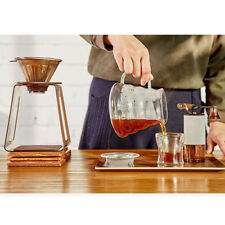 Kitchen Coffee & Tea Maker Dripper Stand Drip Station Coffee Accessories