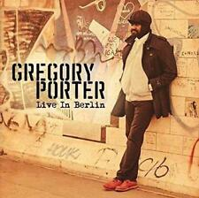 Gregory Porter - Live In Berlin (NEW 2CD+DVD)