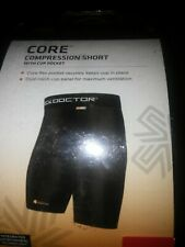 Core Compression Short with Cup Pocket Boys S.( Size 22-24)