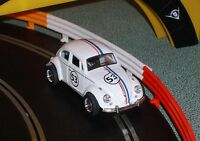 Scalextric VW Beetle car conversion UNIQUE Superb fun