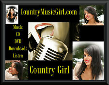 Country Music Girl .com Songs Hee Haw Records Domain Name For Sale for a website