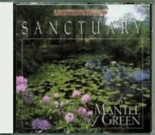 Sanctuary - Volume 4  A Mantle Of Green  RARE OOP Original Canadian CD (New!)