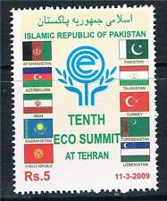 Pakistan 2009 10th ECO Summit SG 1363 MNH