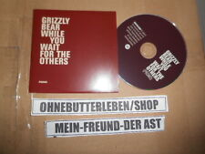 CD Indie Grizzly Bear-while you wait for the others (2) canzone PROMO Warp rec CB