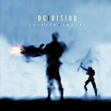 DE/VISION - ROCKETS & SWORDS (NEW CD)