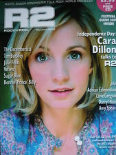 ROCK 'N' REEL MAGAZINE NO 15 - CARA DILLON - TIM BUCKLEY - JULIE FELIX