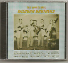 """THE WILBURN BROTHERS, CD """"THE WONDERFUL WILBURN BROTHERS"""" NEW SEALED"""