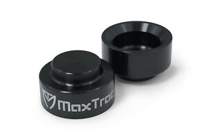 "Maxtrac 1628 1.5"" Rear Lift Spacers For 2000-2020 Chevy Tahoe Suburban Yukon"