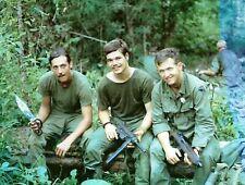 US Army USMC Marine Vietnam OD JUNGLE COMBAT T-SHIRT N/MINT 1967 Vtg Grunt RARE