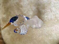 Swarovski Malchite Kingfishers Birds