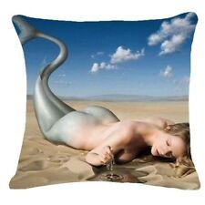 Pictorial 100% Linen Decorative Cushions & Pillows