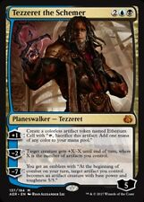 Tezzeret the Schemer x1 Magic the Gathering 1x Aether Revolt mtg card