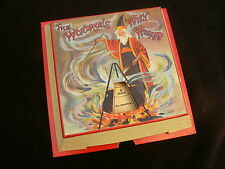 """The Wondrous Wily Wizard"" Magic Prediction Game c.1920's Boxed"