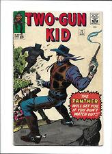 TWO-GUN KID #77 [1965 VG+] EARLY BLACK PANTHER?