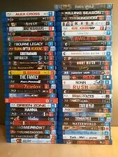 Various Blu Ray Movies - Used- As New Condition