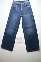 Lee Wesley travail haleter jeans d'occassion Cod.B163 Taille.40 W26 L32 Femme