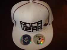 HIP HOP   BASEBALL  NEWERA FITTED 7 1/4 SCRIPT VINTAGE 90'S HAT CAP