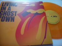 """ROLLING STONES, The - Living In A Ghost Town - Vinyl (10"""")"""