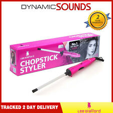Lee Stafford The Original Chopstick Styler Hair Curler Curling Wand - LSHT01