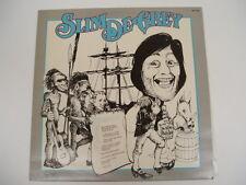 SLIM DE GREY - BOOMERANG BENDER - RARE OZ LP
