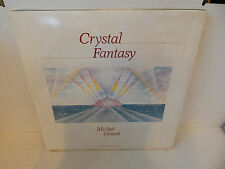MICHEL GENEST CRYSTAL FANTASY Visionary Synthesizer Music Audiophile SEALED LP