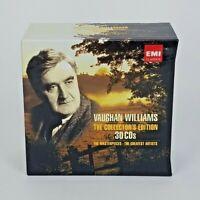 Vaughan Williams: The Collector's Edition (CD, Apr-2008, 30 Discs, EMI Classics)