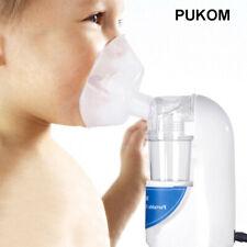 kids Adults Mini Portable Ultrasonic Nebulize Mesh Nebulize Humidifier US Plug