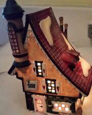 Elfin Snow Cone Works #5633-2 Dept 56 Heritage Village North Pole Series