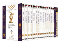 The Official Olympic Games 1948 - 2000 [16 DVD]