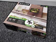 SANUS VSF415-B2 Full-Motion+ Television Wall-Mounting Bracket