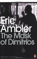 The Mask of Dimitrios (Penguin Modern Classics),Eric Ambler, Mark Mazower