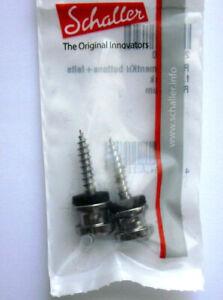 Schaller Replacement Kit buttons f. S-Locks Ruthenium