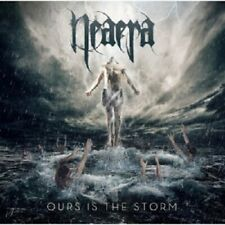 NEAERA - OURS IS THE STORM  CD  12 TRACKS HARD & HEAVY / METAL  NEW