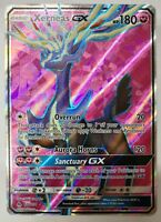 POKEMON - Xerneas GX 126/131 - Holo Full Art - Apocalisse di Luce - ENGLISH