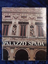 PALAZZO SPADA by LIONELLO NEPPI-BANCA NAZIONAL1975-H/B WITH JACKET-UK POST £7.50