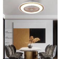 Fan Light LED Lighting Ceiling Modern Adjustable Wind Speed Home Light Bed Room