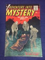 ATLAS  MARVEL COMICS   ADVENTURE INTO MYSTERY #5 1957  Mid/ Higher Grade..