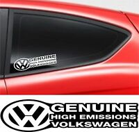 DIRTY DIESEL STICKER Car Window Bumper  VW FORD AUDI Vinyl Sponsor Decals T5 T4