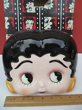 Betty Boop 3D Ceramic Wall Plaque 8 inch