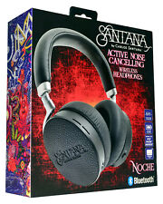 Carlos Santana Noche Active Noise Cancelling Bluetooth Headphones 24H Playtime