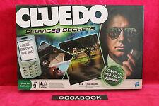 Cluedo Services Secrets - Hasbro - Parker