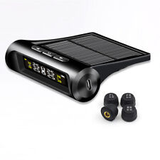 Car Wireless TPMS Tire Pressure Monitor System+4 Sensors LCD Display For Opel CY