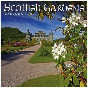 Scottish Gardens Calendar 2021