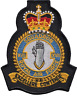 No. XVII (17) (R) Squadron Royal Air Force RAF Crest MOD Embroidered Patch