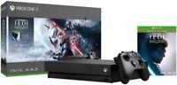 Microsoft Xbox One X 1TB All-Digital Edition Console w/ Star Wars Fallen Order