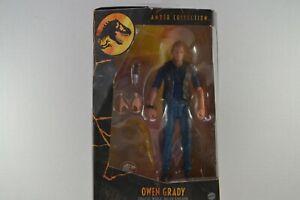 Owen Grady Jurassic World 6 Inch Action Figure Amber Collection