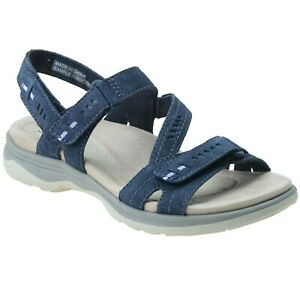 Planet Shoes Comfort Leather BILLIE Navy