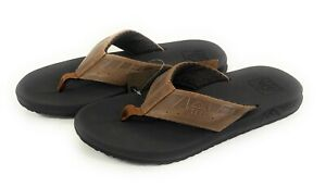 Reef Phantom LE Flip Flop Sandals Mens US 8 EU 40 Brown Cushion Shoes 2025