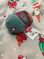 Disney Store Mini Tsum Tsum Plush Soft Toy Marvel Guardians Of The Galaxy Drax
